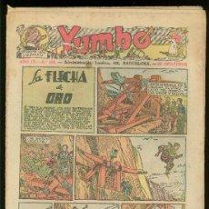 Tebeos: YUMBO. AÑO IV. Nº 153. HISPANO AMERICANA DE EDICIONES.. Lote 19274868
