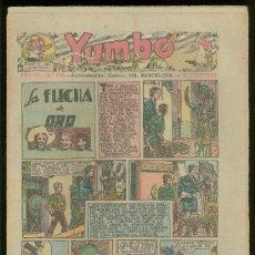 Tebeos: YUMBO. AÑO IV. Nº 149. HISPANO AMERICANA DE EDICIONES.. Lote 19274908