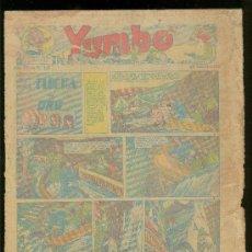 Tebeos: YUMBO. AÑO IV. Nº 145. HISPANO AMERICANA DE EDICIONES.. Lote 19274925