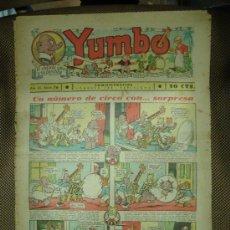Tebeos: YUMBO. Nº 76. FORMATO GRANDE.. Lote 20951970