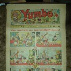 Tebeos: YUMBO. Nº 75. FORMATO GRANDE.. Lote 20951971