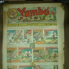 Tebeos: YUMBO. Nº 71. FORMATO GRANDE.. Lote 20951972
