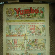 Tebeos: YUMBO. Nº 69. FORMATO GRANDE.. Lote 19279628