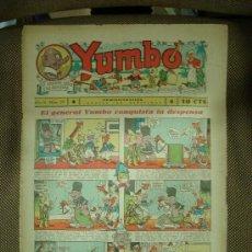 Tebeos: YUMBO. Nº 68. FORMATO GRANDE.. Lote 19279658