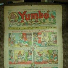 Tebeos: YUMBO. Nº 66. FORMATO GRANDE.. Lote 19279703