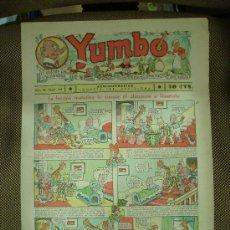 Tebeos: YUMBO. Nº 65. FORMATO GRANDE.. Lote 19279712