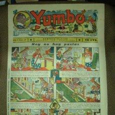 Tebeos: YUMBO. Nº 47. FORMATO GRANDE.. Lote 19279862