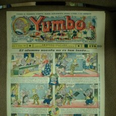 Tebeos: YUMBO. Nº 35. FORMATO GRANDE.. Lote 19279909
