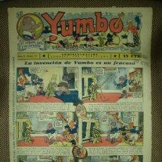 Tebeos: YUMBO. Nº 31. FORMATO GRANDE.. Lote 19279950