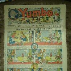 Tebeos: YUMBO. Nº 7. FORMATO GRANDE.. Lote 19280026