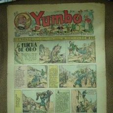Tebeos: YUMBO. Nº 136. FORMATO GRANDE.. Lote 19280088