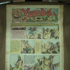 Tebeos: YUMBO. Nº 135. FORMATO GRANDE.. Lote 19280089