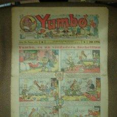 Tebeos: YUMBO. Nº 131. FORMATO GRANDE.. Lote 19280109
