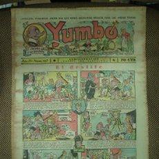 Tebeos: YUMBO. Nº 127. FORMATO GRANDE.. Lote 19292500