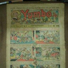 Tebeos: YUMBO. Nº 123. FORMATO GRANDE.. Lote 19292510