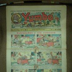Tebeos: YUMBO. Nº 116. FORMATO GRANDE.. Lote 19292579