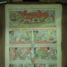Tebeos: YUMBO. Nº 115. FORMATO GRANDE.. Lote 19292582