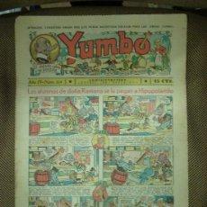 Tebeos: YUMBO. Nº 114. FORMATO GRANDE.. Lote 19292585