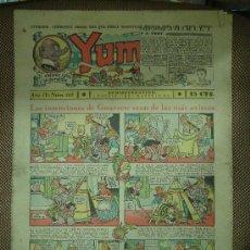 Tebeos: YUMBO. Nº 113. FORMATO GRANDE.. Lote 19292770