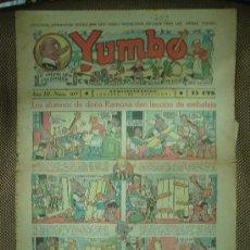 Tebeos: YUMBO. Nº 109. FORMATO GRANDE.. Lote 19292792