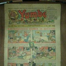 Tebeos: YUMBO. Nº 108. FORMATO GRANDE.. Lote 19292798