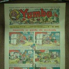 Tebeos: YUMBO. Nº 99. FORMATO GRANDE.. Lote 23346593
