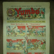 Tebeos: YUMBO. Nº 98. FORMATO GRANDE.. Lote 23346594