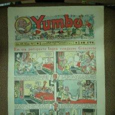 Tebeos: YUMBO. Nº 94. FORMATO GRANDE.. Lote 23464951