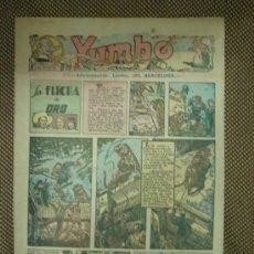 Tebeos: YUMBO. Nº 186.. Lote 19293504