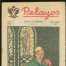 Tebeos: PELAYOS. SEMINARIO INFANTIL. Nº 8. FEBRERO 1937.. Lote 19380780