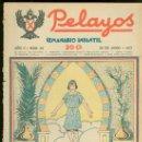 Tebeos: PELAYOS. SEMINARIO INFANTIL. Nº 26. JUNIO 1937.. Lote 19381081