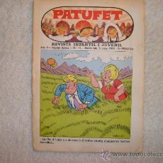 Tebeos: COMIC-PATUFET Nº 14-1969. Lote 26283636