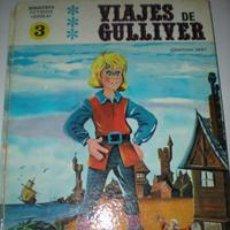 Tebeos: VIAJES DE GULLIVER. Lote 27237243