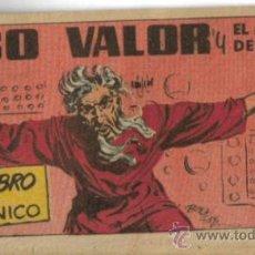 Tebeos: DIEGO VALOR ( CID ) ORIGINAL 1954 LOTE. Lote 26938832