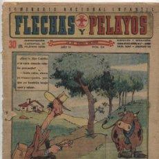 Giornalini: FLECHAS Y PELAYOS Nº 216.. Lote 20583989