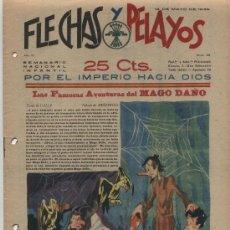 Tebeos: FLECHAS Y PELAYOS Nº 23.. Lote 20584086