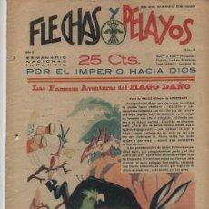 Livros de Banda Desenhada: FLECHAS Y PELAYOS Nº 16.. Lote 20584320