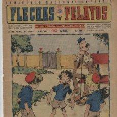 Livros de Banda Desenhada: FLECHAS Y PELAYOS Nº 332.. Lote 20584705