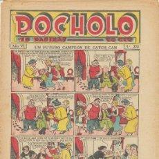 Tebeos: POCHOLO Nº 223. S. VIVES 1930.. Lote 20747596