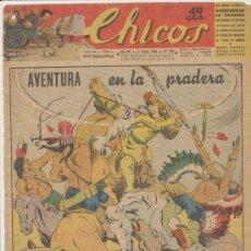 Giornalini: CHICOS Nº 335. C. GIL.. Lote 20755715
