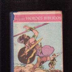 Tebeos: COLECCION HEROES BIBLICOS - TOMO RECOPILATORIO Nº 1 AL 30 - EDITA : EDICIONES DON BOSCO. Lote 22286963