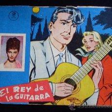 Tebeos: EL REY DE LA GUITARRA - DBD. Lote 26791967