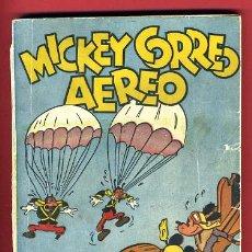 Tebeos: MICKEY CORREO AEREO , EDITORIAL MOLINO, WALT DISNEY , ORIGINAL,. Lote 21673965