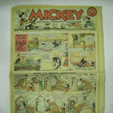 Tebeos: MICKEY. REVISTA INFANTIL ILUSTRADA. AÑO I. 1935. Nº 34.. Lote 21688302