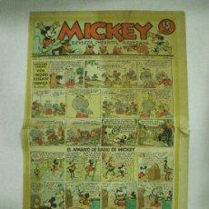 Tebeos: MICKEY. REVISTA INFANTIL ILUSTRADA. AÑO II. 1936. Nº 50.. Lote 21688367