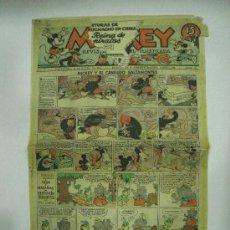 Tebeos: MICKEY. REVISTA INFANTIL ILUSTRADA. AÑO II. 1936. Nº 46.. Lote 21688375