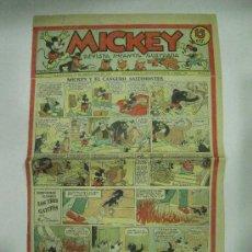 Tebeos: MICKEY. REVISTA INFANTIL ILUSTRADA. AÑO I. 1935. Nº 43.. Lote 21688395