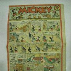Tebeos: MICKEY. REVISTA INFANTIL ILUSTRADA. AÑO I. 1935. Nº 41.. Lote 21688416