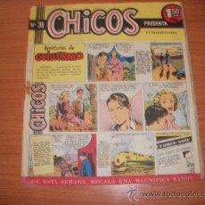 Tebeos: CHICOS EXTRAORDINARIO ORIGINAL Nº 38 EDICIONES CID. Lote 21995657