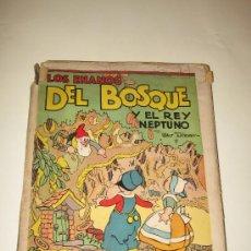 Livros de Banda Desenhada: ANTIGUO TBO -LOS ENANOS DEL BOSQUE WALT DISNEY - PRIMERA EDICION 1934. Lote 21924781